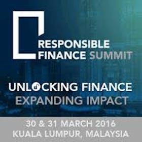 Responsible Finance Summit (RFS 2016)