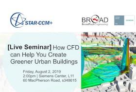 [Live Seminar] How CFD simulation can help you create greener buildings