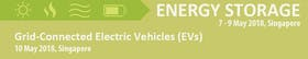 Energy Storage & Grid-Connected Electric Vehicles (EVs)