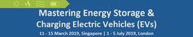 Mastering Energy Storage & Charging Electric Vehicles (EVs) - London
