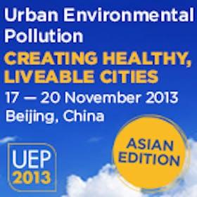 Urban Environmental Pollution 2013 - Asian Edition