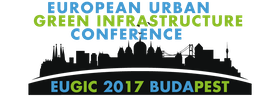 European Urban Green Infrastructure Conference EUGIC 2017
