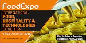 MOROCCO FOOD EXPO 2018