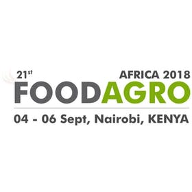 21st Foodagro Kenya 2018 Food, Hospitality & Agriculture Expo Africa