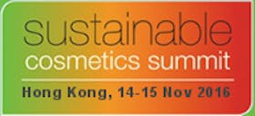 Sustainable Cosmetics Summit Asia-Pacific