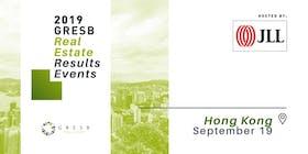 2019 GRESB Real Estate Results Event - Hong Kong