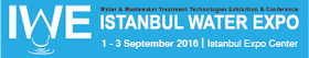 IWE Istanbul Water Expo - Water & Wastewater Treatment Technologies Exhibition