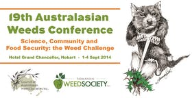 19th Australasian Weeds Conference 2014