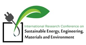 International Research Conference on Sustainable Energy, Engineering, Materials and Environment