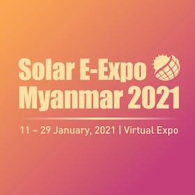 Myanmar Solar E-Expo 2021