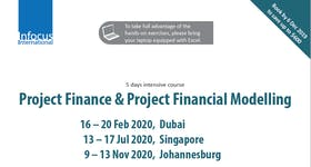 Project Finance & Project Financial Modelling (Johannesburg)