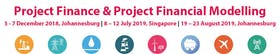 Project Finance & Project Financial Modelling - Singapore