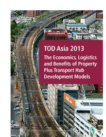 Transport Oriented Development Asia Conference 2013