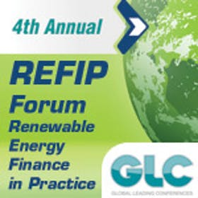 4th Annual Renewable Energy Finance in Practice Forum