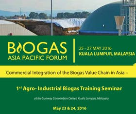 IBBK International Biogas Training Seminar on Biowaste