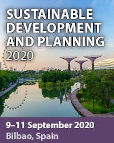 11th International Conference on Sustainable Development and Planning (Sustainable Development and Planning 2020)
