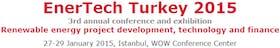 EnerTech Turkey 2015