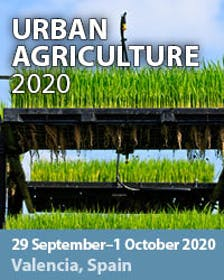 2nd International Conference on Urban Agriculture and City Sustainability (Urban Agriculture 2020)