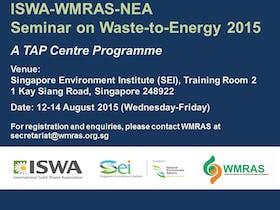 Seminar on Waste-to-Energy 2015