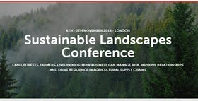 Sustainable Landscapes Conference 2018
