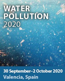 15th International Conference on Monitoring, Modelling and Management of Water Pollution (Water Pollution 2020)