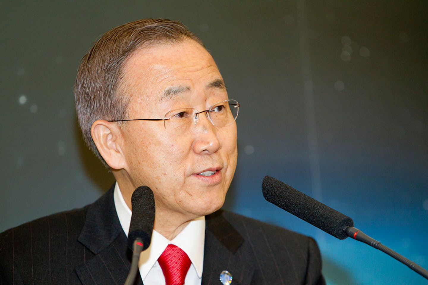 Lombard Odier leads net zero conversation with former UN leader Ban Ki-moon