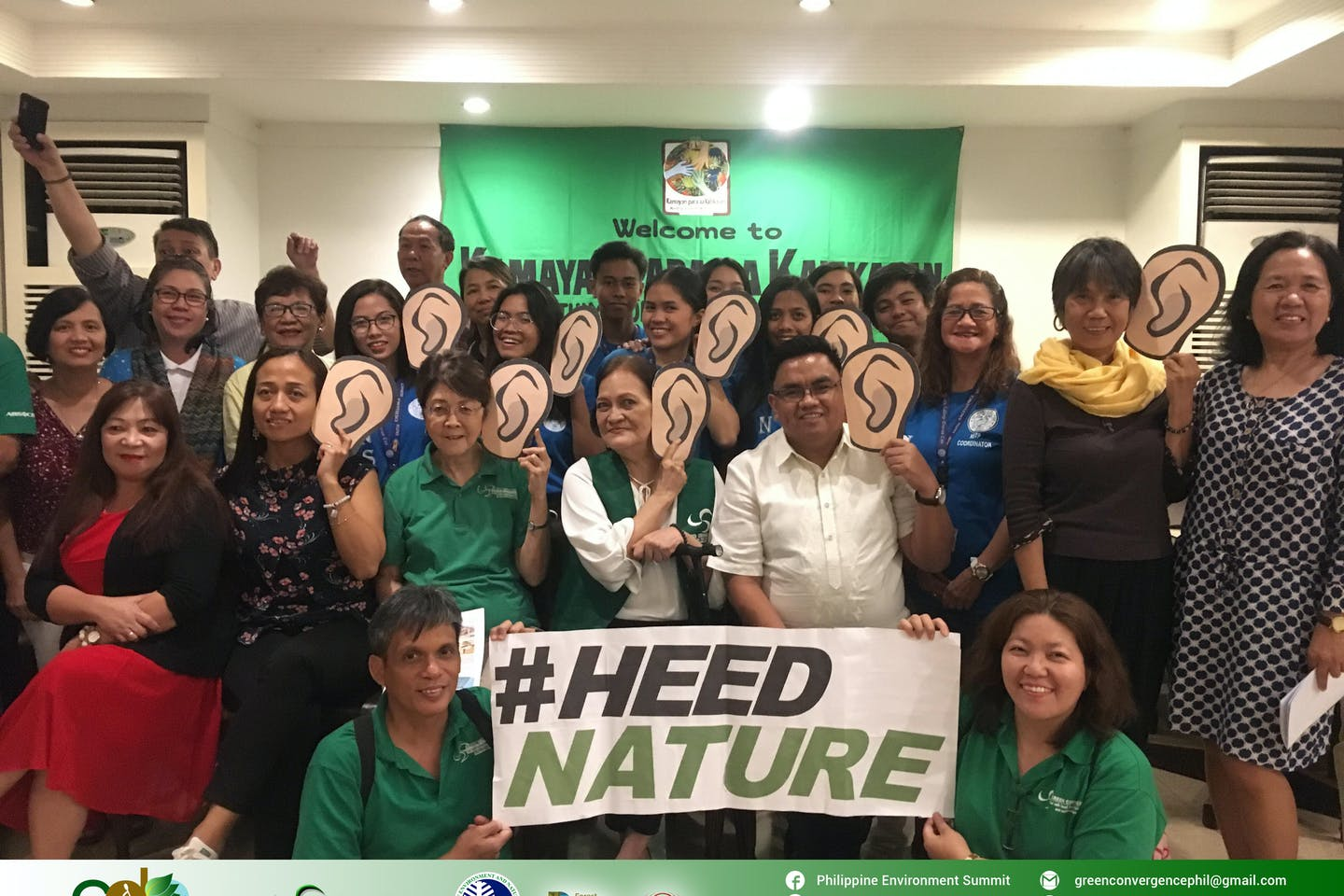 Green Convergence, DENR to hold 3rd PH Environment Summit