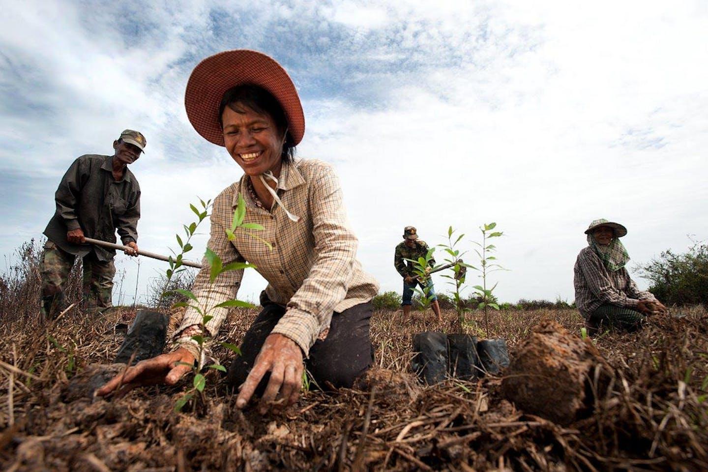 Southeast Asian women champion sustainability