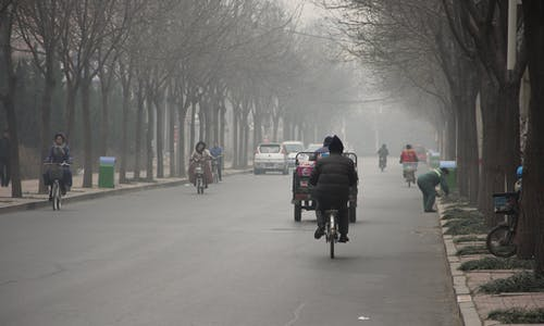 On World Environment Day, world turns spotlight on air pollution