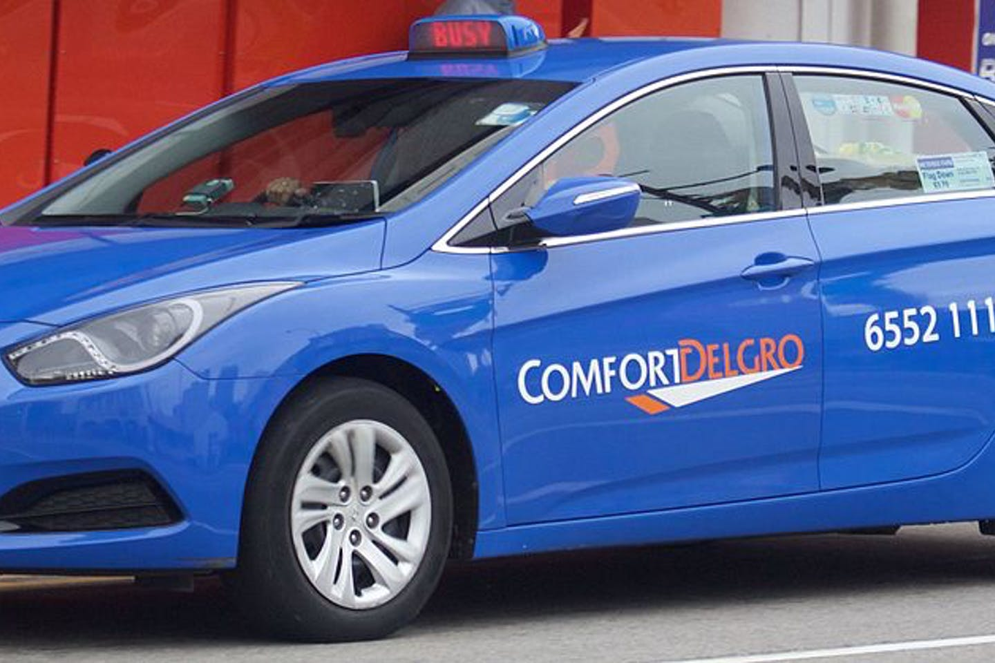 ComfortDelGro named leading sustainability company for two years in a row