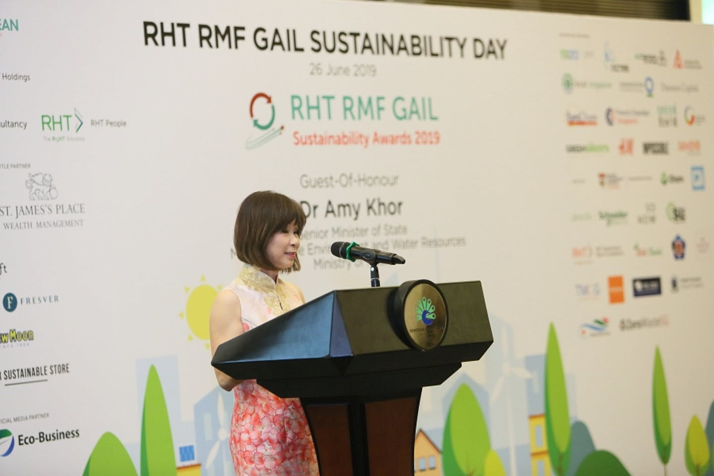 RHT Rajan Menon Foundation's inaugural GAIL Sustainability Day brings over 250 individuals and organisations to embrace sustainability