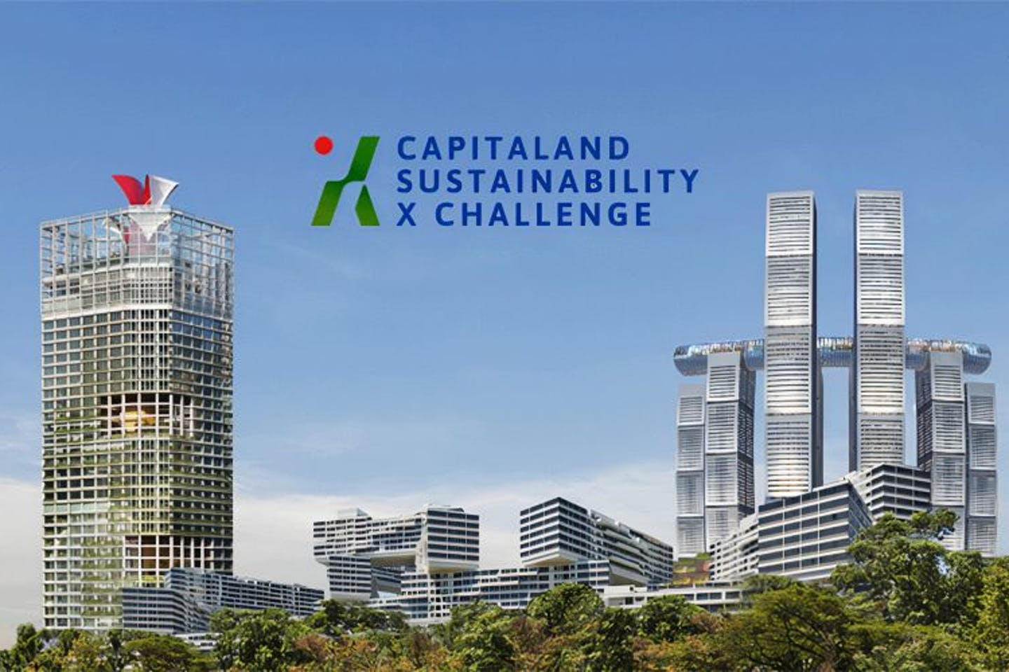 CapitaLand Sustainability X Challenge's winners and finalists get access to potential investors