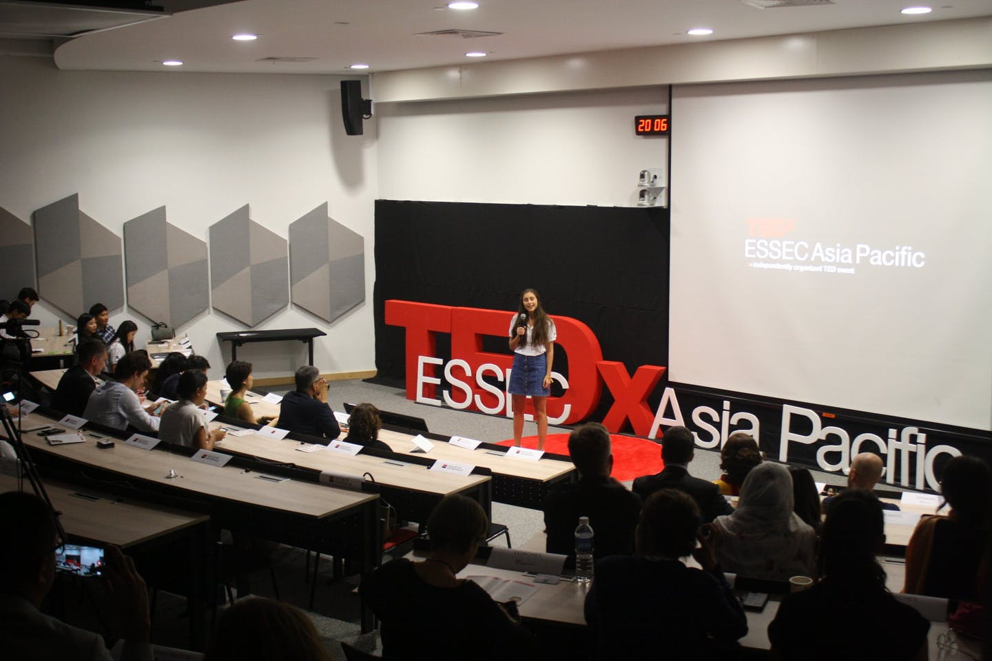 TEDx 2021:How can we reconcile progress and sustainability?
