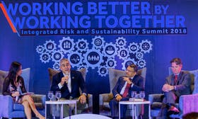 Intensifying corporate climate action; Ayala Corporation bags B Rating from CDP, a first for Philippine companies