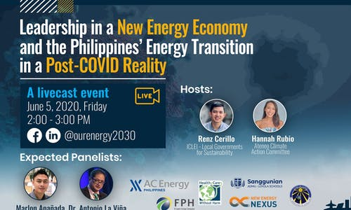 Coalition celebrates leadership and cooperation in Philippine energy transition amid Covid recovery
