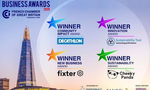 The Franco-British Business Awards recognise business excellence in times of Covid-19