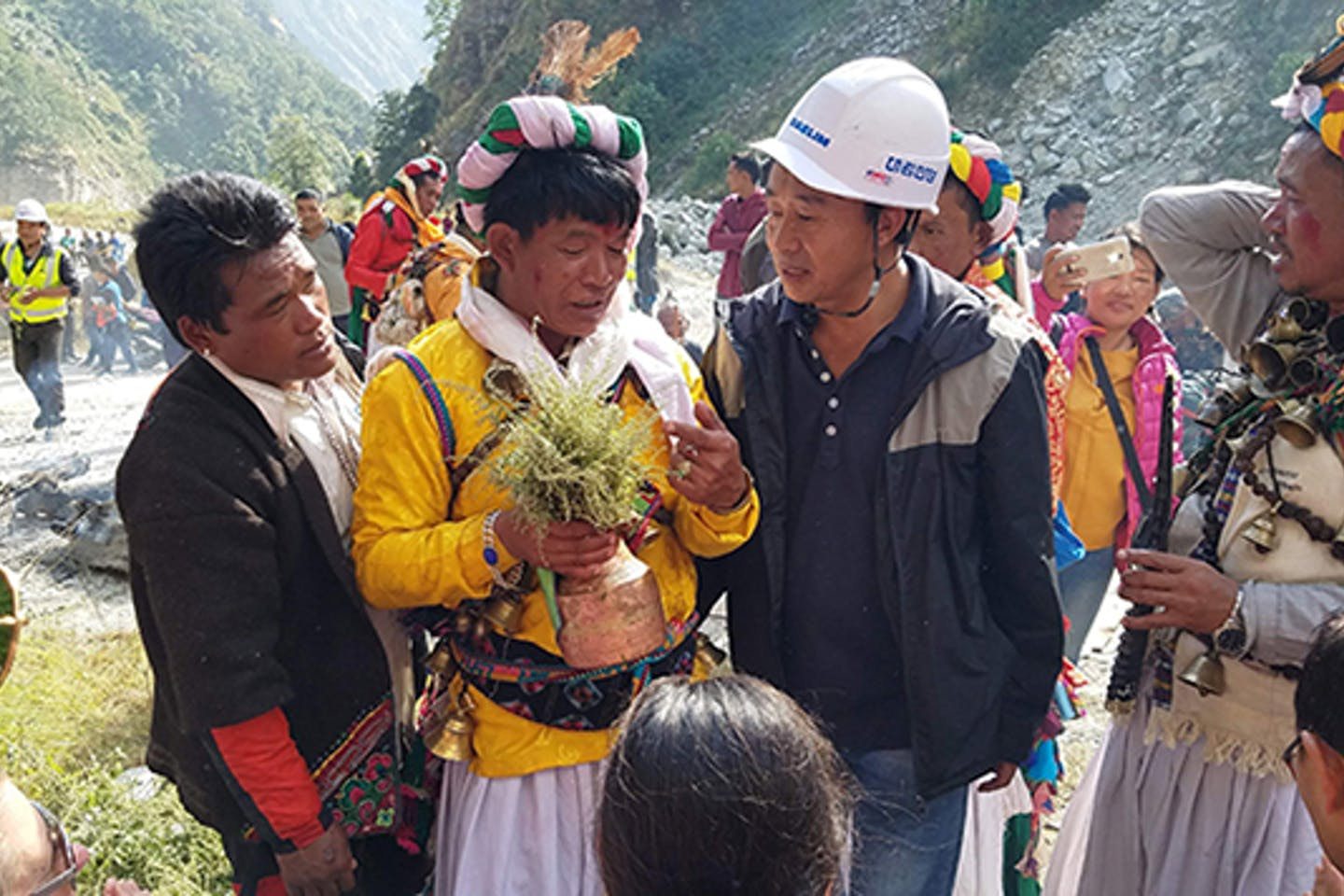 Gaining Indigenous Peoples' consent for sustainable hydropower