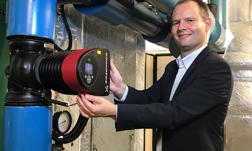 Grundfos launches Distributed Pumping System to meet Asia's sustainable cooling needs