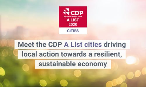 For the first time, Quezon City, Philippines among 88 cities recognised for climate leadership by CDP