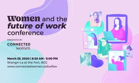 "Connected Women organises ""Women and the Future of Work"" Conference"