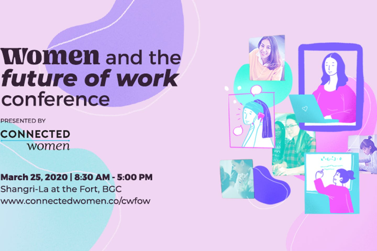 """Connected Women organises """"Women and the Future of Work"""" Conference"""