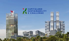 CapitaLand launches global open call for sustainability innovation through inaugural CapitaLand Sustainability X Challenge