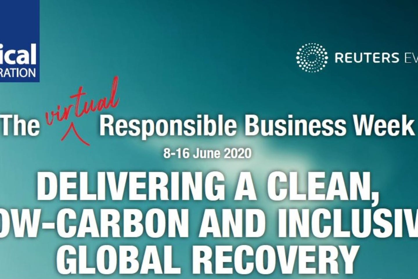 The Responsible Business Week [June 8-16] is now an online event and entirely free to attend.