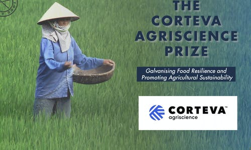 Corteva Agriscience announces award to galvanise food resilience and promote agricultural sustainability