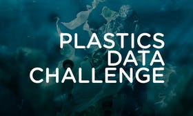 Global call for applicants to the plastics data challenge by The Incubation Network