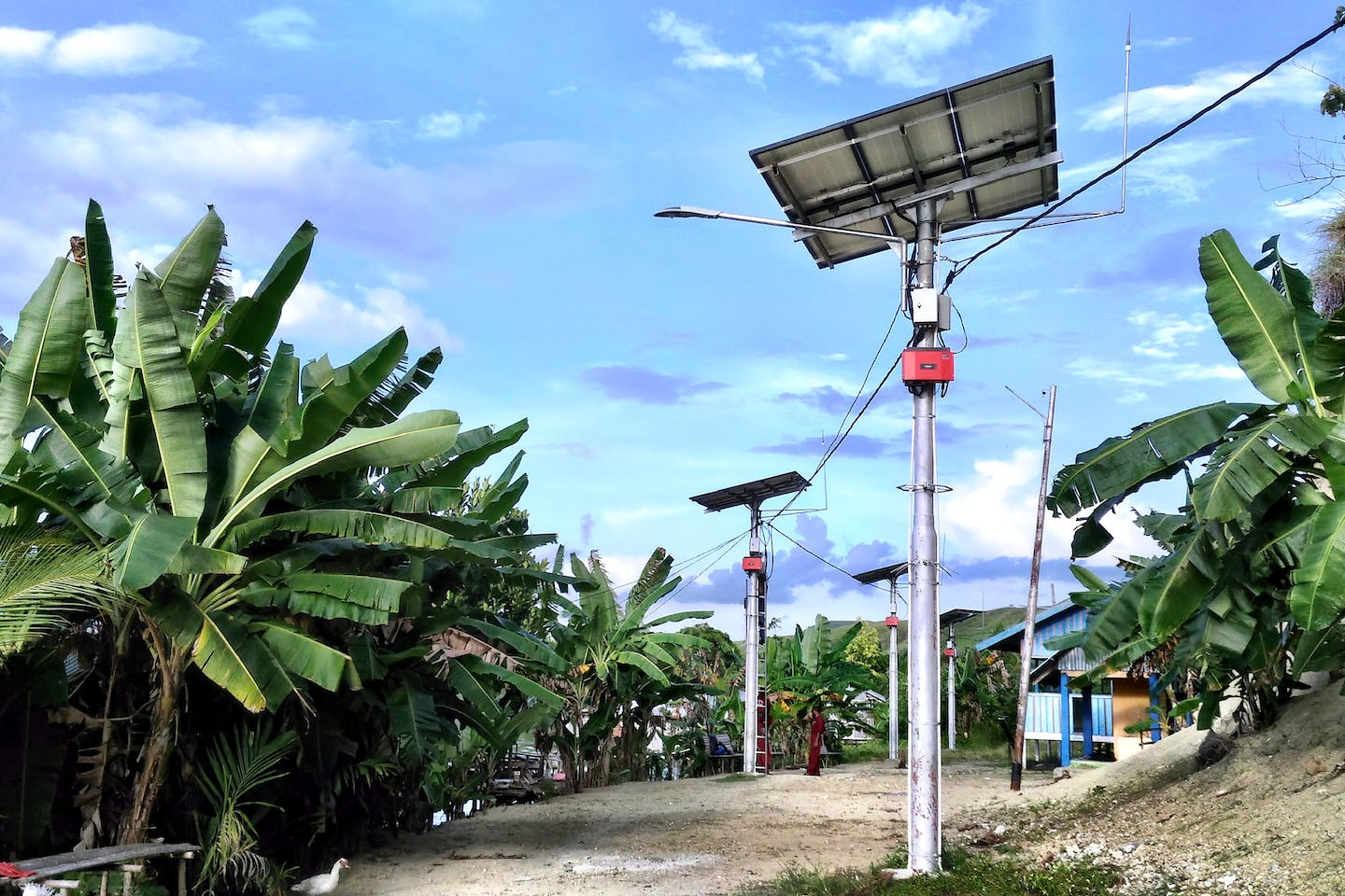 ENGIE and Electric Vine Industries collaborate on a USD 240 million project to bring energy to 3,000 villages in Papua