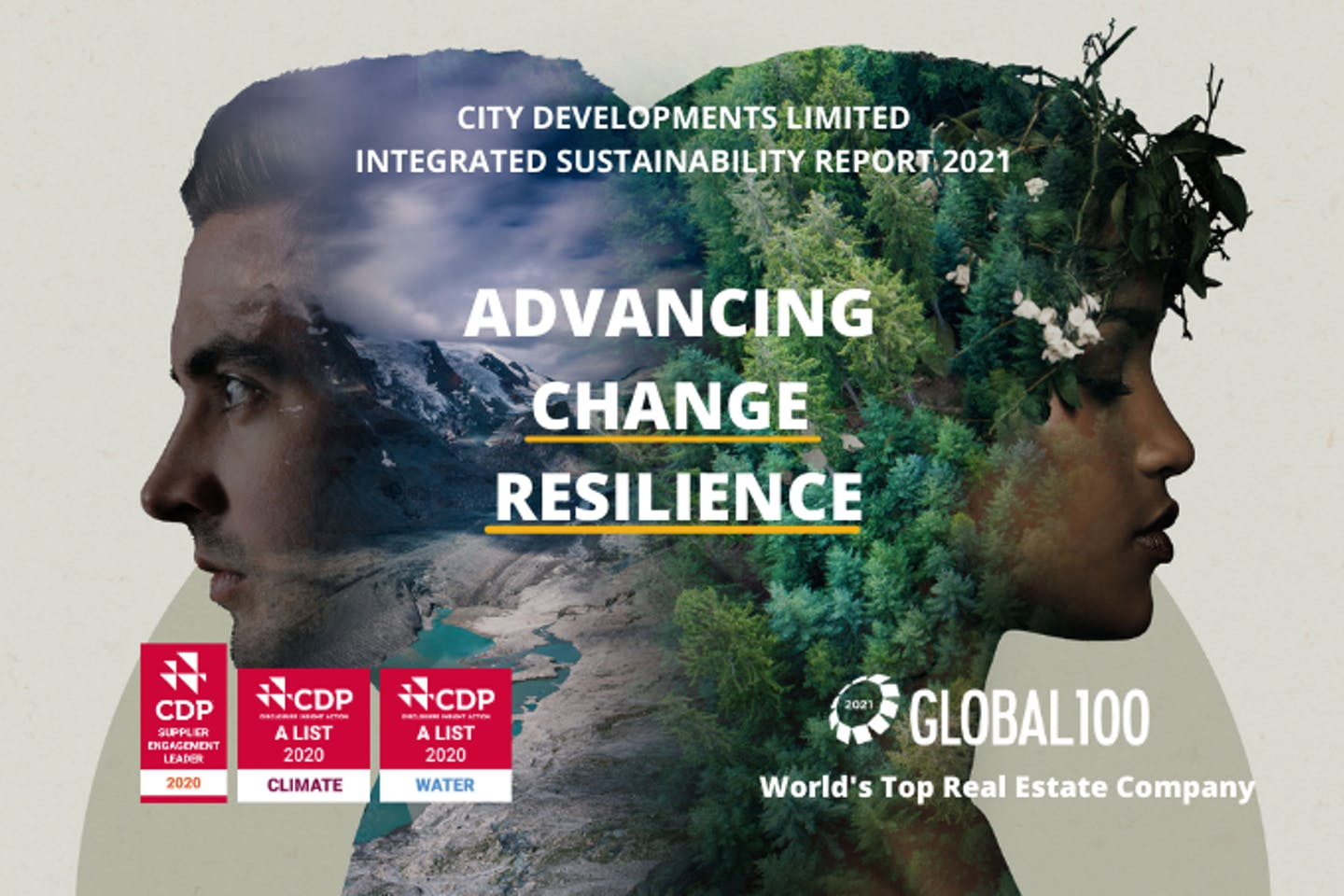 CDL Integrated Sustainability Report 2021 spotlights its adaptable and resilient ESG strategy