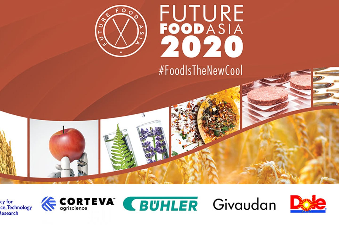 Announcing Future Food Asia 2020  #FoodIsTheNewCool