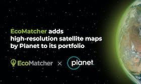 EcoMatcher adds high-resolution satellite maps by Planet to its portfolio
