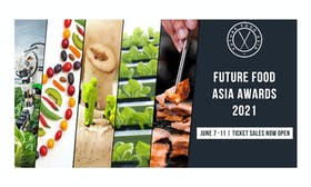Cargill and Thai Wah announce their respective prizes to be awarded at Future Food Asia 2021